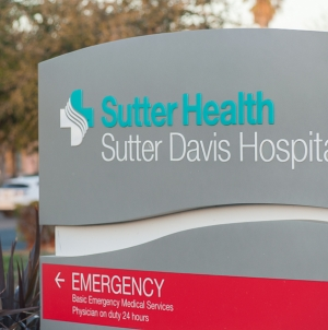 Rachael McKinney appointed new CEO of Sutter Davis Hospital
