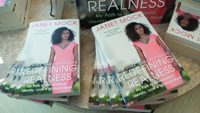 Transgender author Janet Mock discusses intersectionality at UC Davis