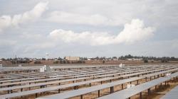 Solar energy development in unconventional zones