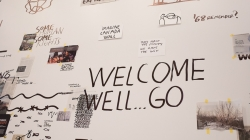 "Manetti Shrem exhibit: ""Welcome?"""
