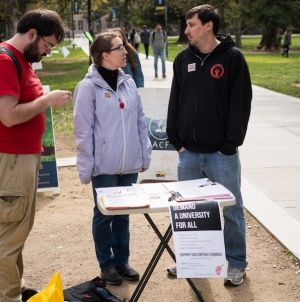 UC Student-Workers Begin Lengthy Negotiations with Administration