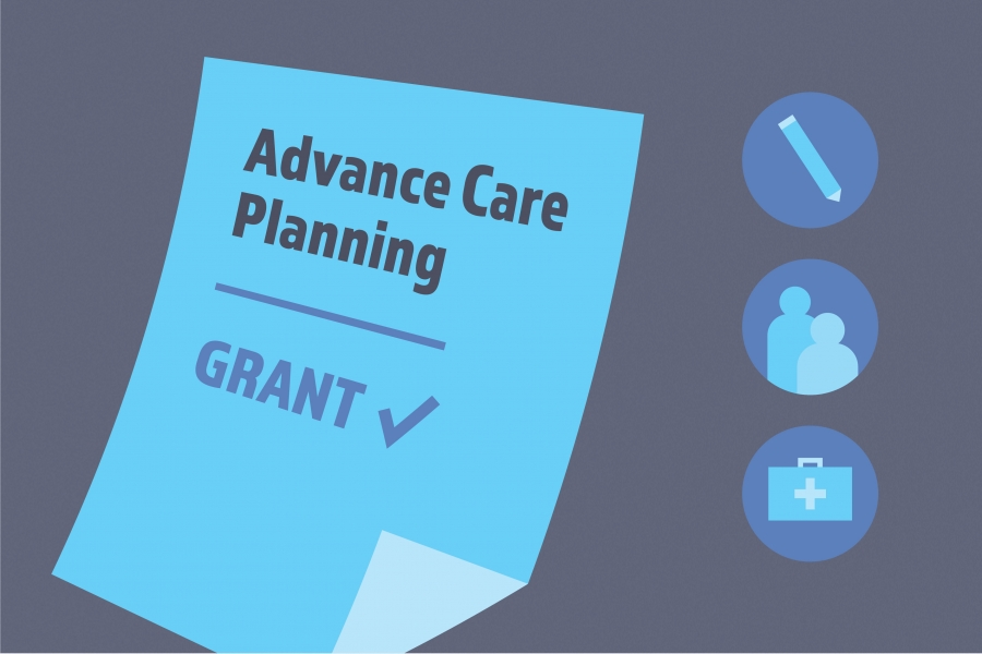 Grant awarded to Yolo Hospice