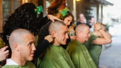 MaHellYeah! brings Davis community together for head-shaving fundraiser