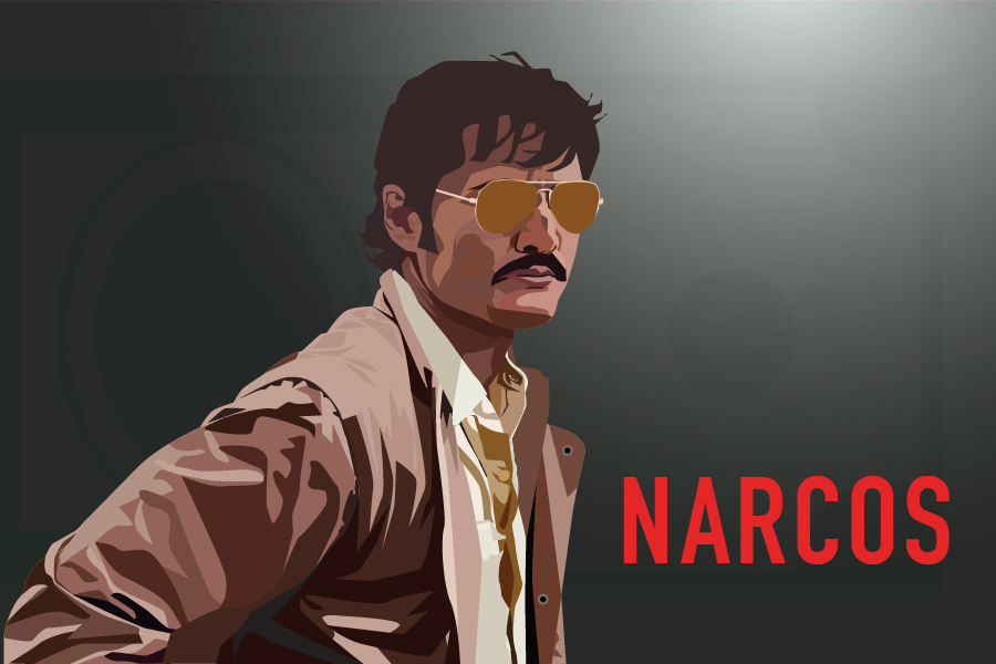 The glorification of narco culture