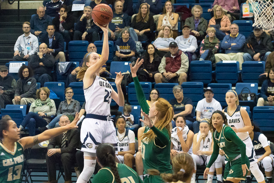 Aggie sports desk Team of the Quarter: Women's basketball