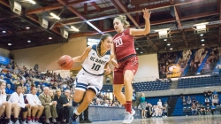 Women's Basketball team comes to terms with abrupt end to season