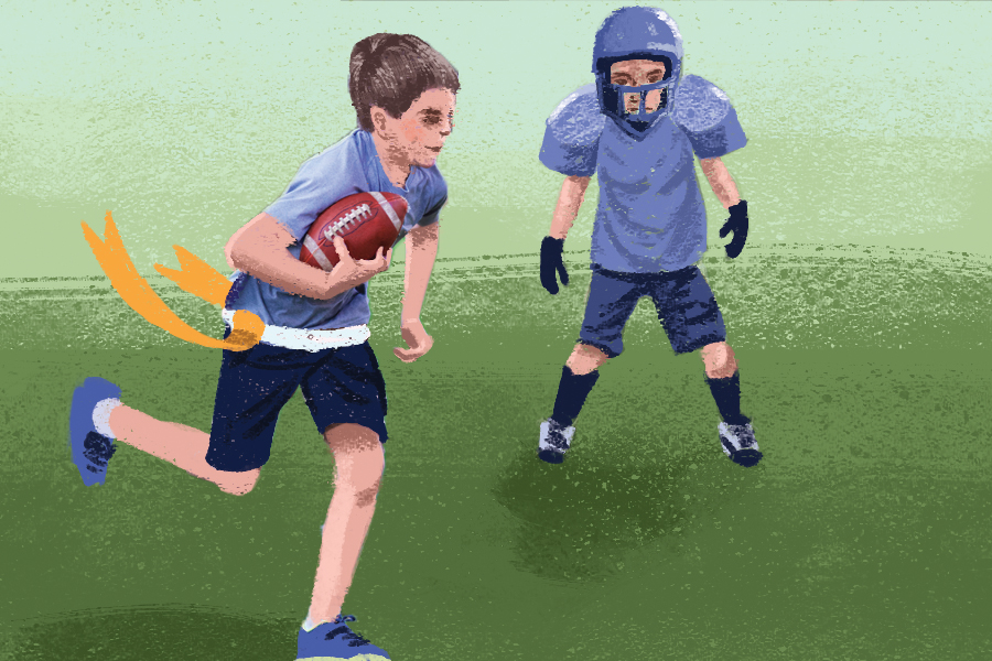 Proposed California bill to ban tackle football in children under 14