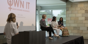 Annual OWN IT summit held at International Center