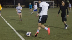 Opportunities to get involved in intramural sports