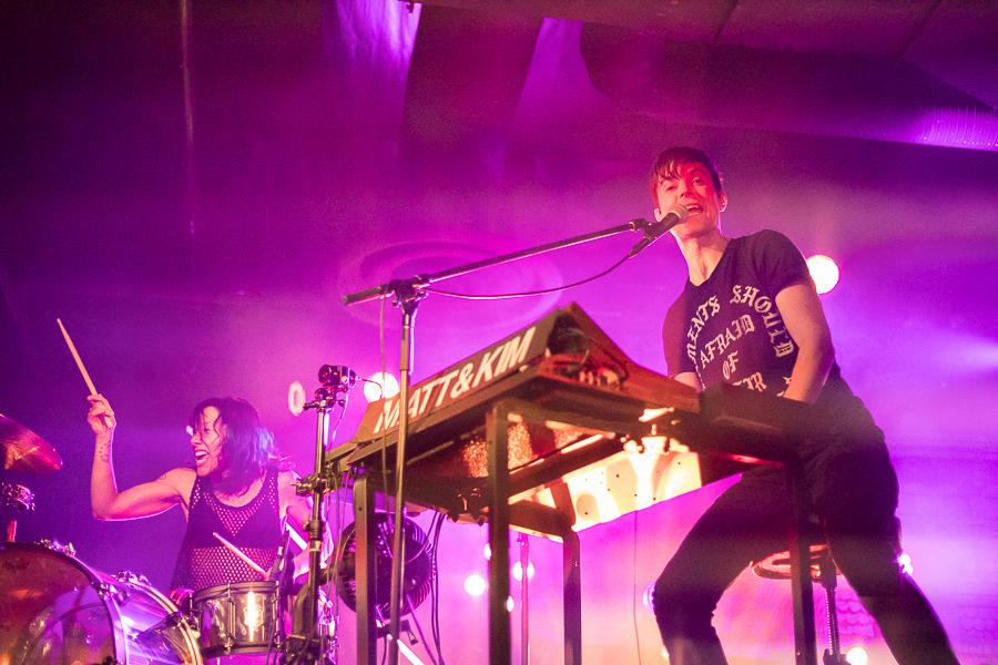 Matt and Kim Concert Review