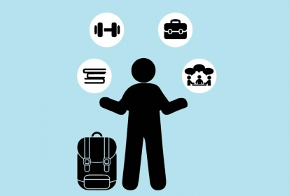 Finding sustainable work-life balance