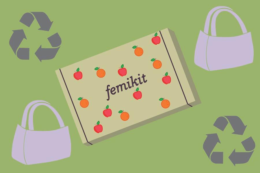 Femikit: making zero waste easy
