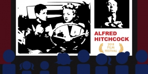 Alfred Hitchcock films showing in Davis this spring