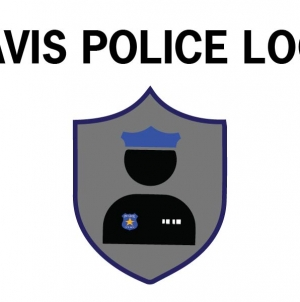 Police Logs: Move along