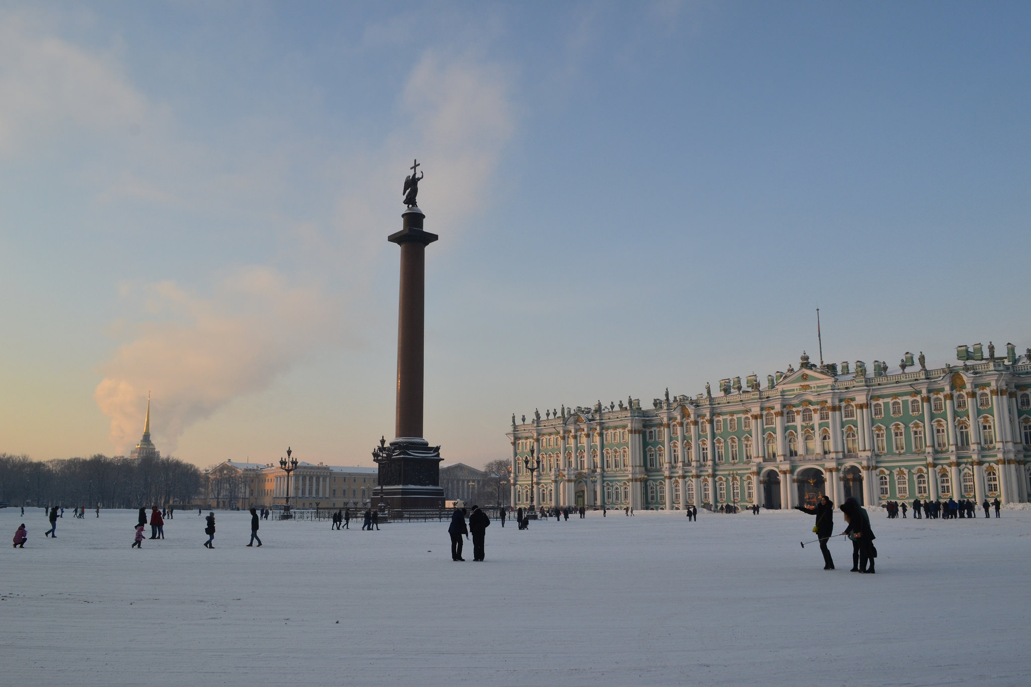 The perfection of St. Petersburg