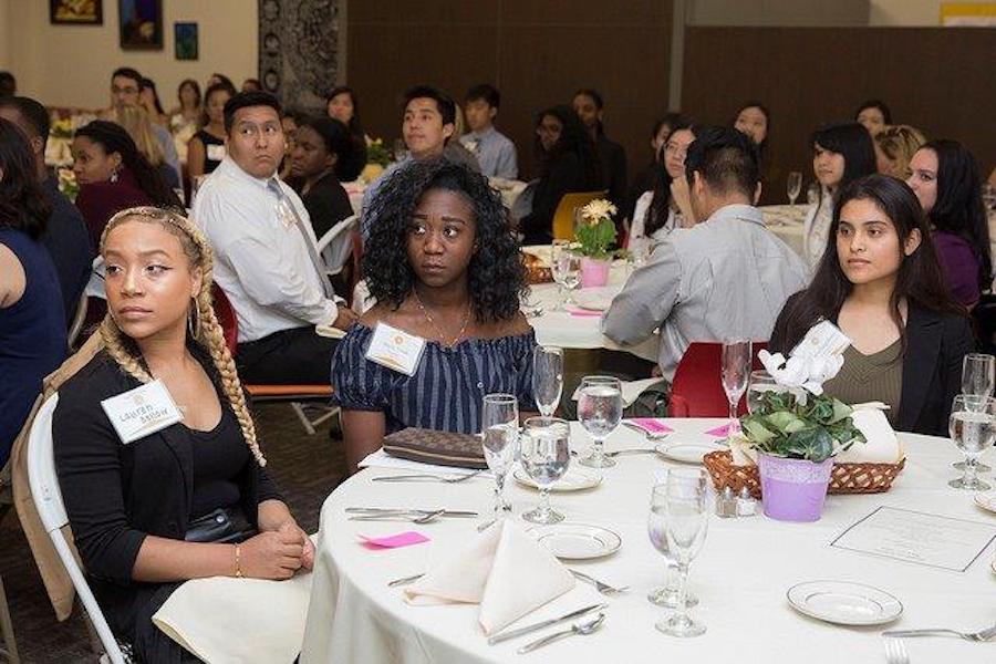 ICC allocates $7,500 for etiquette dinner for STEM undergraduates from underrepresented communities