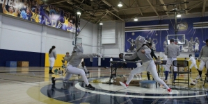 UC Davis Fencing Club hosts regional tournament