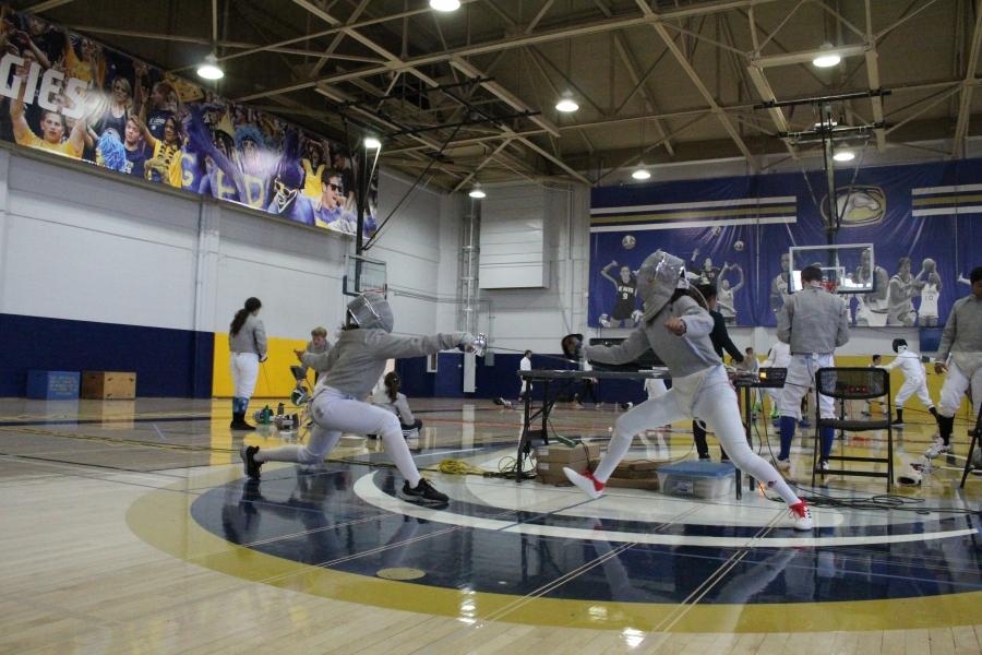 UC Davis Fencing Club hosts regional tournament