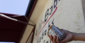 Best Breakfast Burrito: Ali Baba