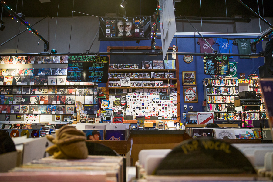 Armadillo Music offers more than vinyl
