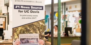 Best ASUCD Unit: The California Aggie