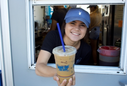 Dutch Bros hosts 12th annual Drink One for Dane fundraiser