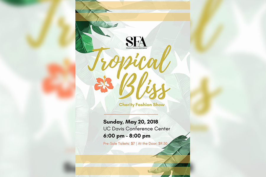 Student Fashion Association Presents: Tropical Bliss