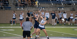 Women's lacrosse falls short in championship thriller