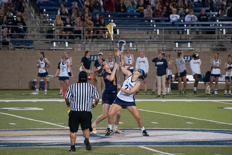 Women's lacrosse falls short in championship thriller