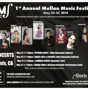 Mellon Music Festival to be hosted in Davis