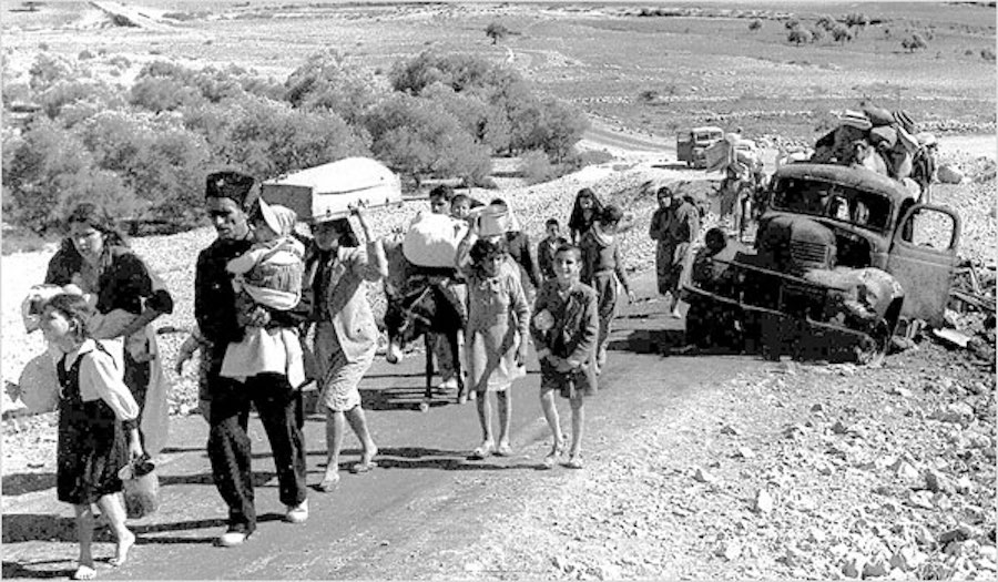 Guest: A day of remembrance for the 70th anniversary of Nakba