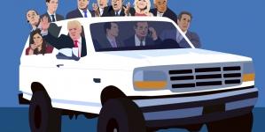 The (Orange) Juice is Loose!: Is Trump the new OJ?