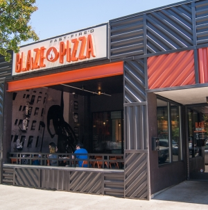 Best Pizza: Blaze Pizza