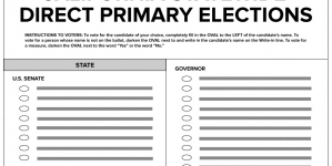 The Importance of Statewide Primaries and Municipal Elections