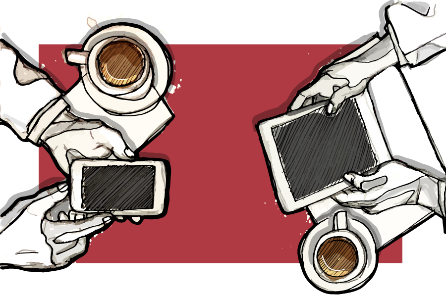 Coffee Culture Among Colleagues