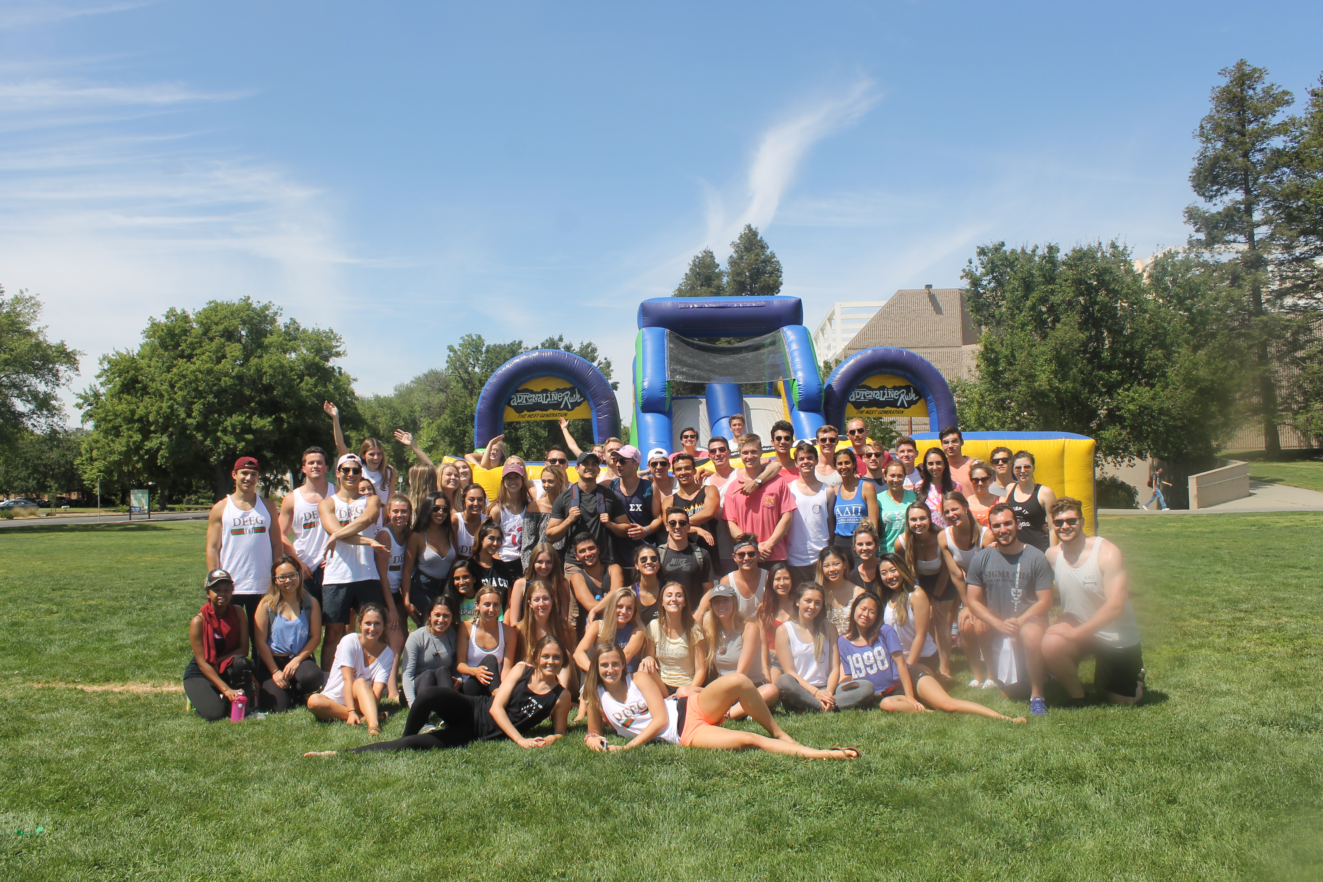 UC Davis fraternity raises $50,000 for cancer research