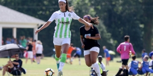 Incoming Aggie impresses U.S. Women's Soccer National Team