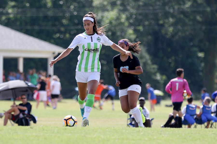 Incoming Aggie impresses U.S. Women's Soccer National Team