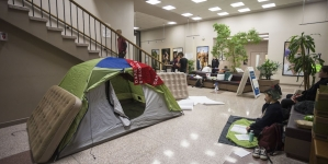 Students who held Mrak Hall sit-in in January placed on disciplinary probation