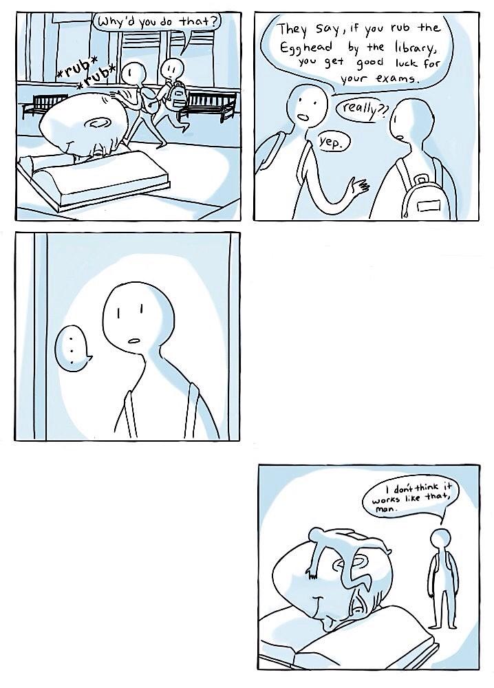 Cartoon: Desperate Measures