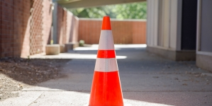 Humor: The surprising true story of how I found love with a traffic cone