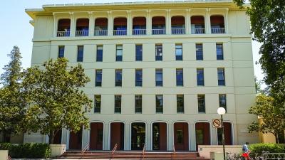 New hires at UC Davis