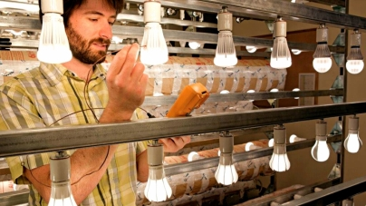 A bright idea for energy conservation