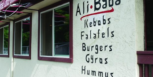 Best food spots in Davis