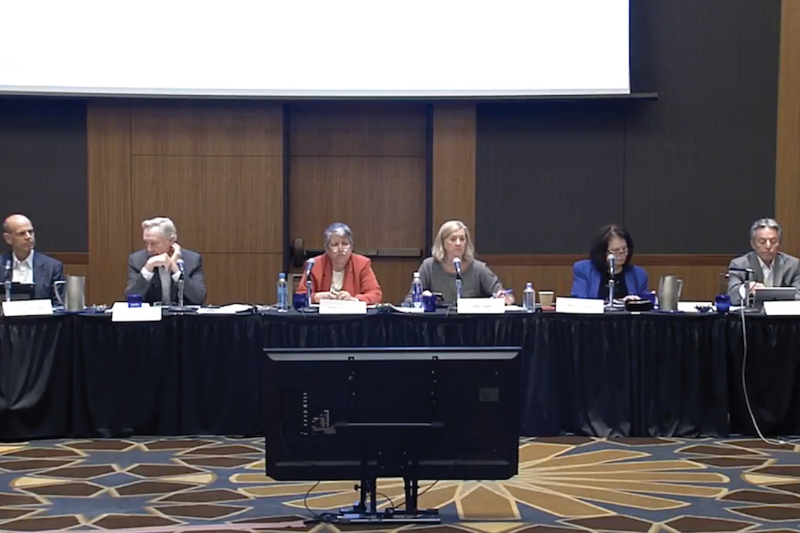 Governor appoints four new UC Regents