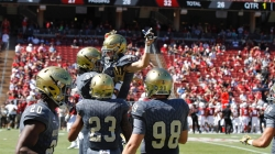 UC Davis football puts up tough effort against #9 Stanford