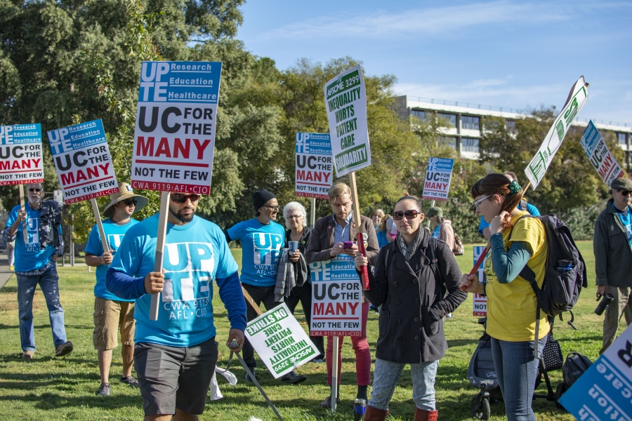 As AFSCME strike ends, the voices of the people remain