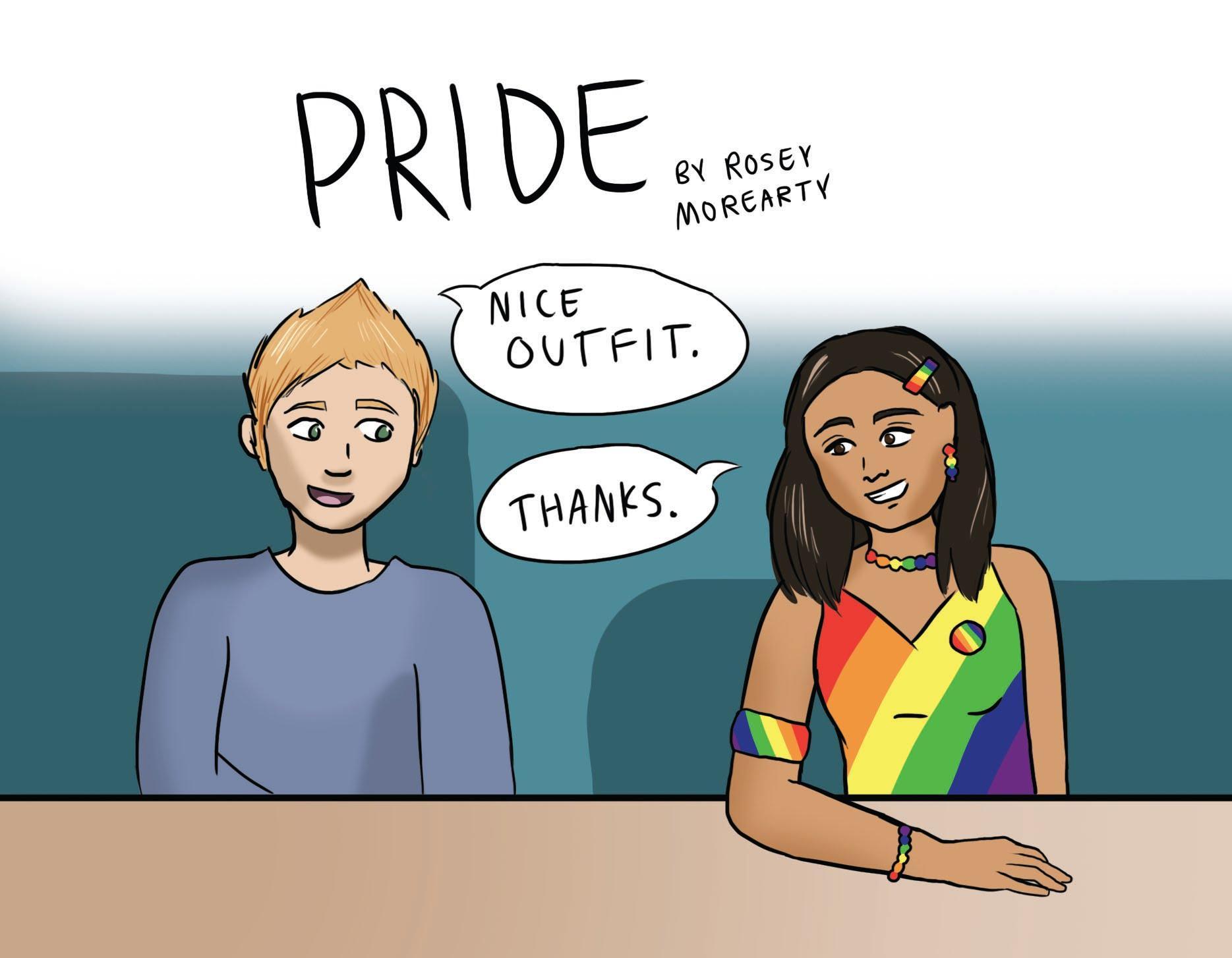 Cartoon: Pride