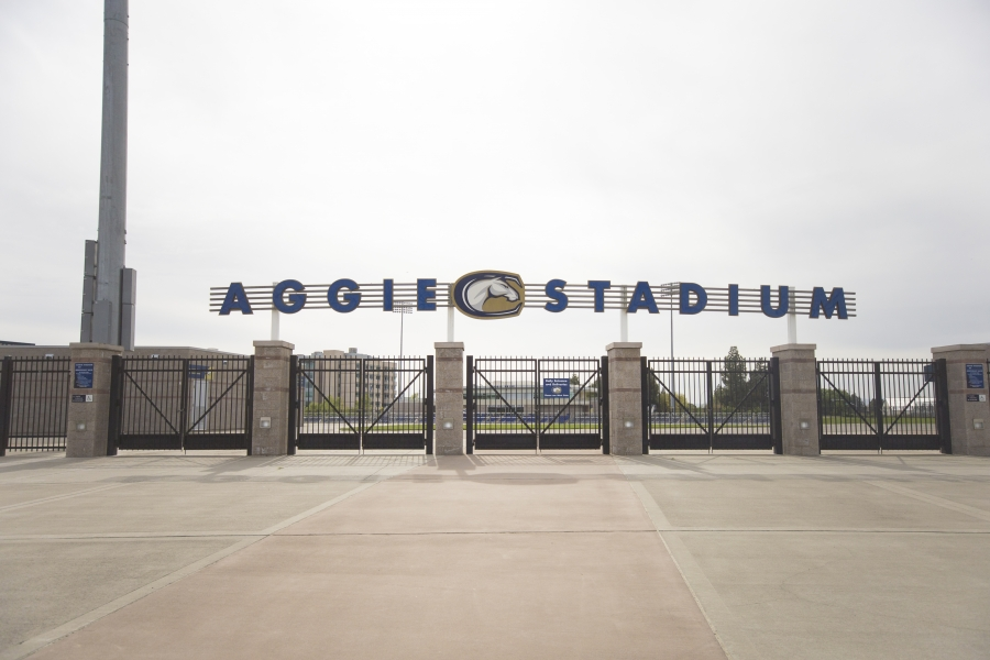 Bye week comes at perfect time for No.19 Aggies
