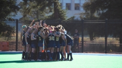 Field hockey continues upward trajectory despite tough loss